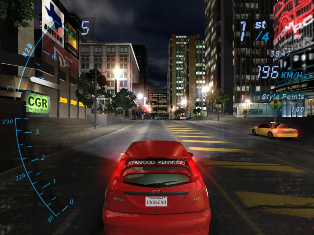 Need For Speed Underground 2 PC Game Download – Softrocky