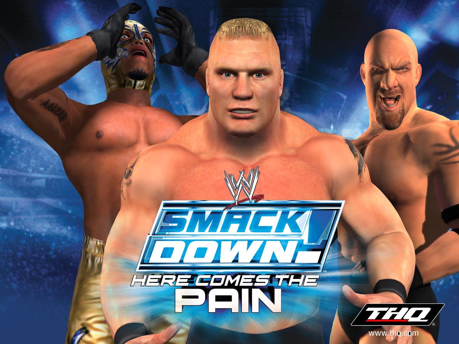 Wwe smackdown vs raw free download fever of games.